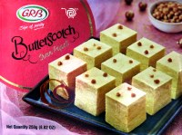 Grb Butterscotch Soan Papdi 250g