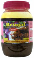 Grand Sweets Brinjal Pickle 450g