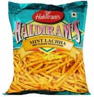 Haldiram's Mint Lachha 200g