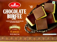 Haldiram's Chocolate Burfi 340gm