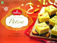 Haldiram's Patisa 500g
