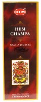 Hem Champa Incense 6 Pack