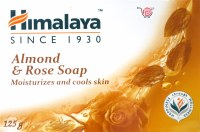 Himalaya Almond&rose Soap 125g