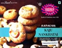 Karachi Kaju Nankhatai 250g Biscuits