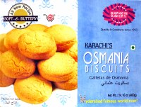 Karachi Bakery Osmania Biscuit 500g
