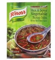 Knorr Hot & Sour Veg Soup Mix (47g)