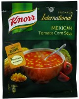 Knorr Mexican Tomato Corn Soup