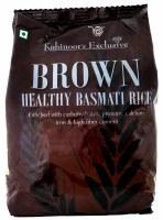 Kohinoor Brown Basmati Pouch 1 Kg