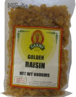 Laxmi Golden Raisins 800g