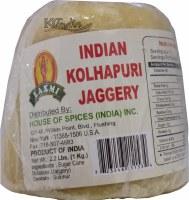 Laxmi Kolhapuri Jaggery 1kg