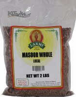 Laxmi Masoor Whole 2lb