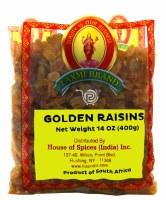 Laxmi Golden Raisins 400g
