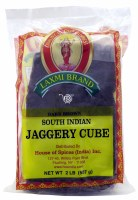 Laxmi Jaggery Cubes 2lb South Indian