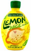 Lemon Juice 4 1/2 Oz