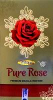 Maharani Pure Rose Incense 6 Pk
