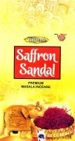 Maharani Saffron Sandal Incense 6 Pk