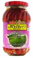 Mother's Methia Mango Pickle 500g