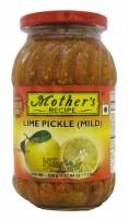 Mother's Lime Pickle Mild 500g