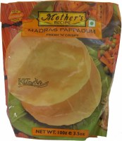 Mother's Madras Appalam 100g