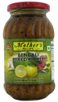 Mother's Bengali Mixed Pickle 500g