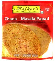 Mother's Chana Masala Papad 200g