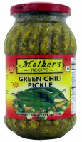 Mother's Green Chilly 500g