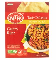 Mtr Curry Rice 300g