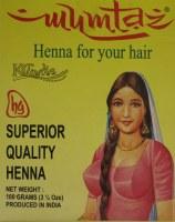 Mumtaz Henna 100g