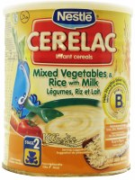 Nestle Mix Veg Cerelac 400g