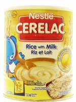 Nestle Rice Milk Cerelac 400g
