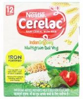 Cerelac Stage-4 Multi Dal Veg 300g
