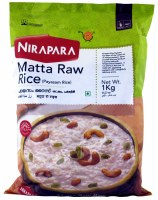 Nirapara Matta Raw Rice 1kg