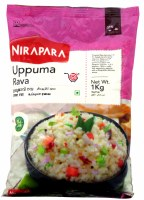 Nirapara Uppuma Rava 1kg