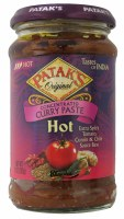 Patak's Hot Curry Paste 283g