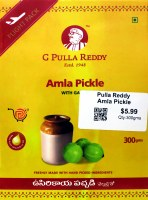 Pulla Reddy Amla Pickle 300g