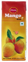 Pran Mango Drink 200ml