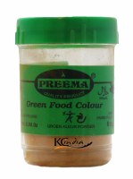 Preema Green Food Color 25g