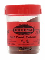 Preema Red Food Color 25g
