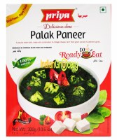 Priya Palak Paneer 300g