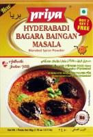 Priya Bagara Baingan Masala Hyderabadi 100gm