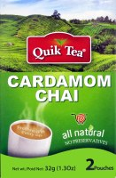 Quick Tea Cardamom Chai 32/48g