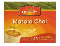 Quick Tea Masala Chai 20pc