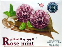 Rose Mint 12pc