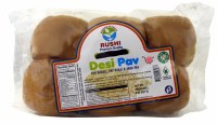 Rushi Desi Pav 8oz