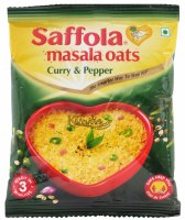 Saffola Curry & Pepper Oats 43g