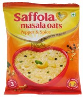 Saffola Pepper & Spice Oats 43g