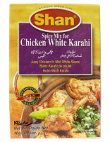 Shan Chicken White Karahi 50g