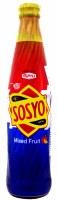 Hajoori Sosyo Mix Fruit Drink 300ml