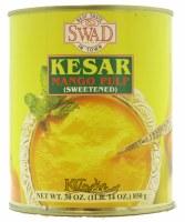 Swad Kesar Mango Pulp 30oz