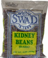 Swad Kidney Beans Dark 2lb